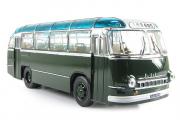 Автобус ЛАЗ-695 городской 1956, зеленый (1/43)