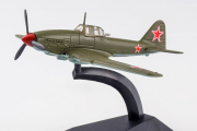 Самолет Ил-10 (1/100)