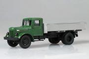 МАЗ-200 бортовой, зеленый/серый (1/43)