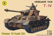 Танк T-IV Ausf. H/J немецкий (1/35)