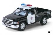 Dodge Ram Police, черный/белый (1/44)