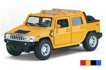 Hummer H2 SUT 2005, цвета в ассортименте (1/40)