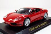 Ferrari 360 Modena, красный (1/43)