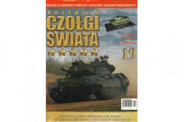 Журнал Czolgi Swiata №19 Leopard 1A2