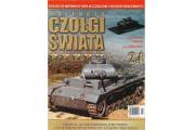 Журнал Czolgi Swiata №24 Pz.Kpfw III Ausf. G - 1941