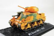 Танк M3 Grant MK.I - 1943 (1/72)
