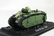 Танк Char B1 bis - 1944 (1/72)