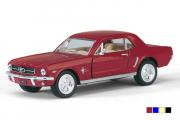 Ford Mustang 1964, цвета в ассортименте (1/36)