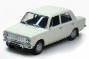 ВАЗ-2101 'Жигули', белый (1/43)