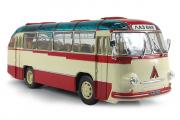 Автобус ЛАЗ-695Б городской, красный (1/43)