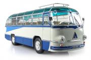 Автобус ЛАЗ-695Б туристический 'Стрела', синий/белый (1/43)