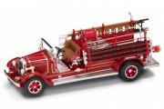 Buffalo Type 50 пожарный 1932, красный (1/43)