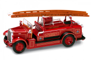 Leyland FK-1 пожарный 1934, красный (1/43)