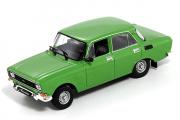 Москвич-2140, зеленый (1/43)