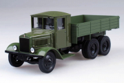 ЯГ-10 бортовой, светло-зеленый (1/43)