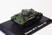 Танк Valentine Mk IV Харьков 1942 (1/72)