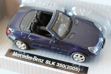Mercedes-Benz SLK 350 (European series 2) (1/43)