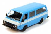 РАФ-22038 'Латвия', синий/белый (1/43)
