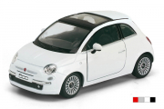 Fiat 500 2007, цвета в ассортименте (1/28)