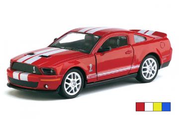 Shelby GT500 2007, цвета в ассортименте (1/38)