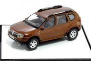 Renault Duster, коричневый (1/43)