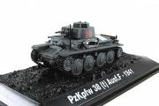 Танк Pz.Kpfw. 38 (t) Ausf.F - 1941 (1/72)