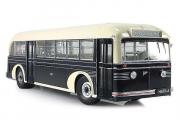 Автобус НАТИ-А (опытный), бежевый/черный (1/43)