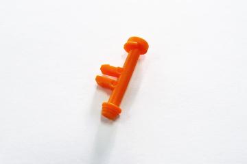 Воздухозаборник Камаз-53212, 5325, оранжевый (1/43)