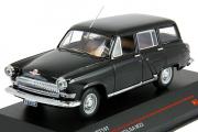 Горький-22 'Волга' 1964, черный (1/43)
