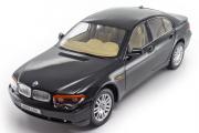 BMW 745i, черный (1/24)