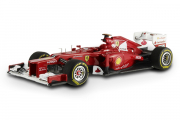 Ferrari F2012 as driven by the World Champion F.Alonso (1/43)