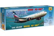 Самолет Боинг 767-300 (1/144)