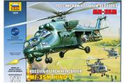 Вертолет МИ-35М (1/72)