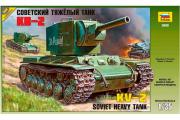 Танк КВ-2 (1/35)