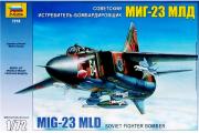 Самолет МИГ-23МЛД (1/72)
