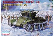 Танк БТ-7А (1/35)