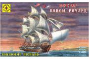 Корабль 'Боном Ричард' фрегат (1/400)