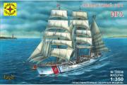 Корабль 'Игл' трехмачтовый барк (1/350)