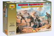 Солдаты Немецкие парашютисты 1939-1942 (1/35)