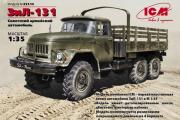 Автомобиль ЗИЛ-131 бортовой (1/35)