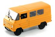 ZUK A-07, оранжевый (Польская серия) (1/43)