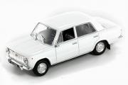 ВАЗ-2101, белый (Польская серия), (1/43)