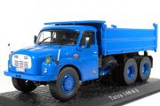 Tatra 148 S3 самосвал, синий (1/43)