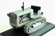 Трактор Сталинец-65 гусеничный 1937, серый (1/43)