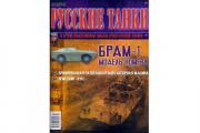 Журнал Русские танки №054 БРДМ-1