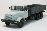 КрАЗ-250 бортовой 1985, серый (1/43)