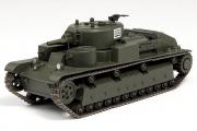 Танк Т-28 №3323, хаки (1/72)