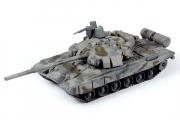 Танк Т-90, серый камуфляж. Без блистера (1/72)