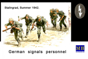 Солдаты Немецкие связисты, Сталинград, лето 1942 (1/35)