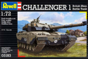 Challenger 1, British Main Battle Tank (1/72)